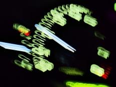 speedmeter rising